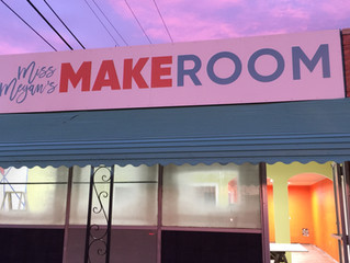 Happy Birthday to Miss Megan's Make Room!