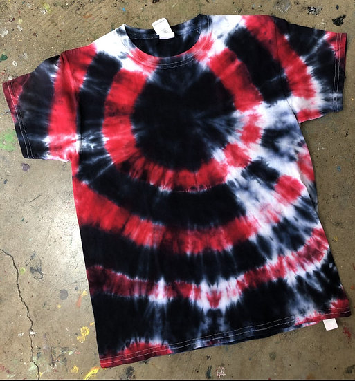 Hand Dyed Tee (Youth Medium)
