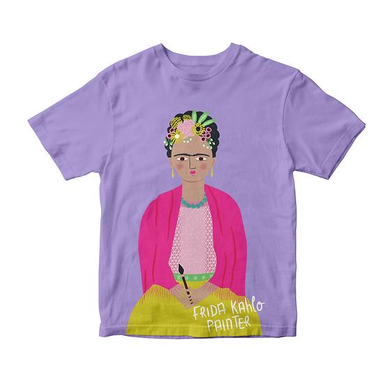 Kid's Frida Short Sleeve Tee