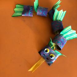 Water Dragon Craft