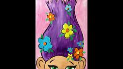 Flower Troll