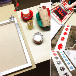 Screen Print Party