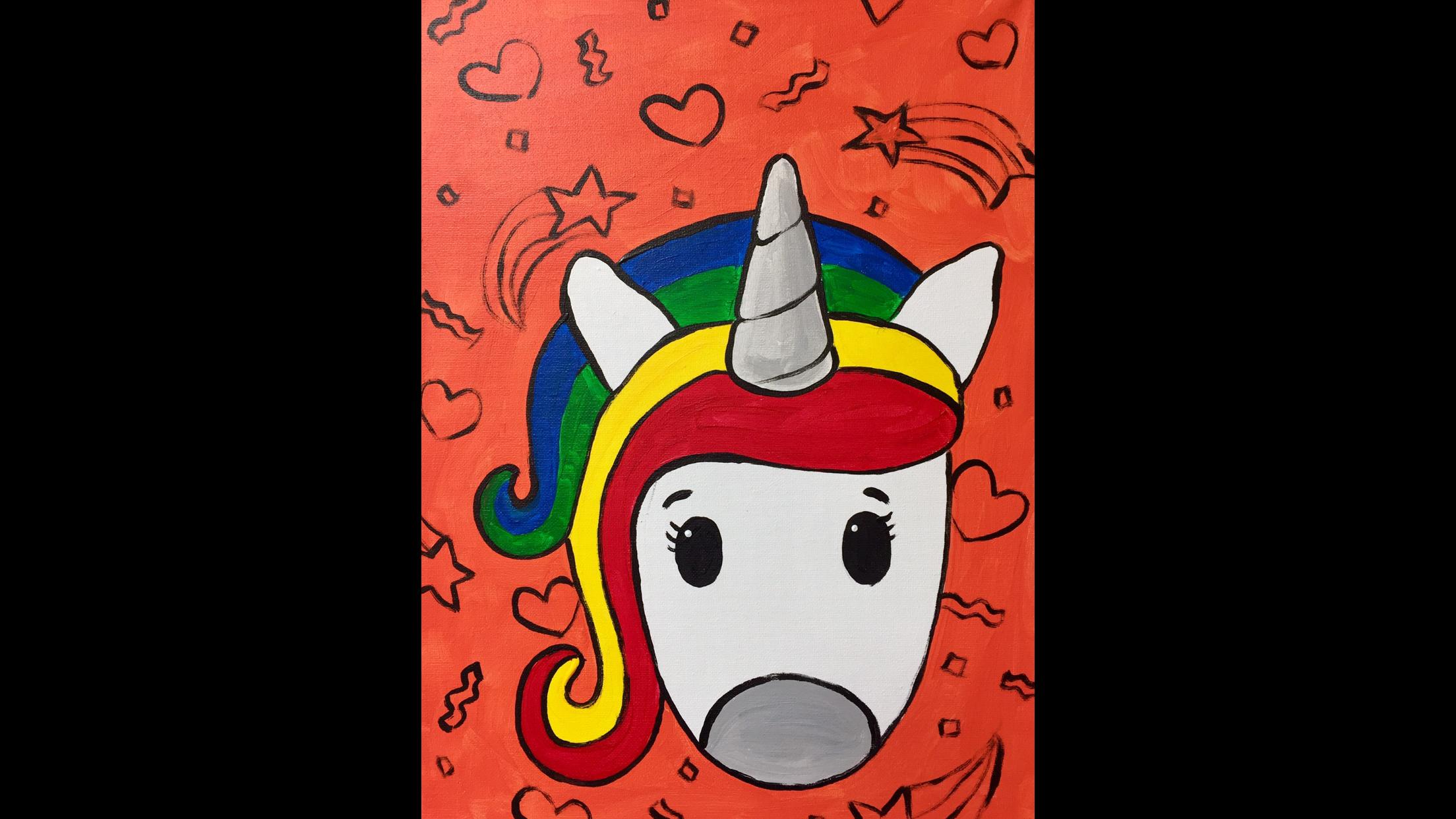 Doodle Unicorn
