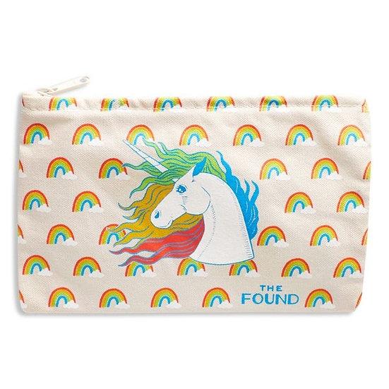 Rainbow Unicorn Pencil Pouch