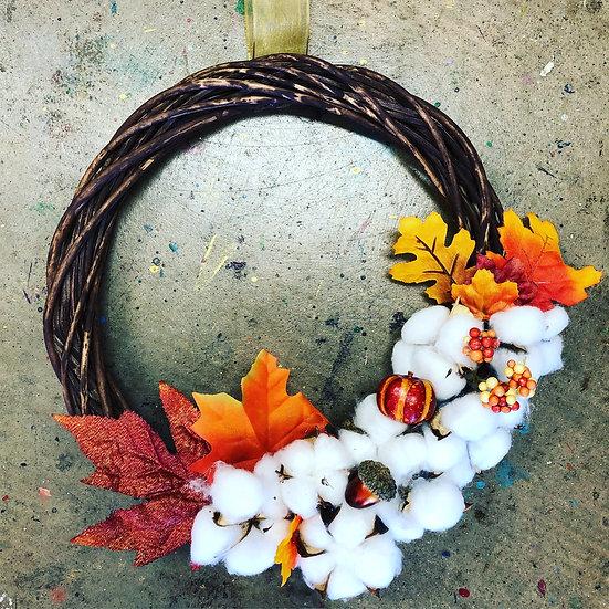 Fall Wreath Kit