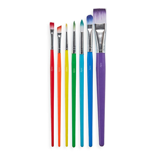 Li'l Paint Brush Set