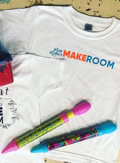 Make Room Logo Tee