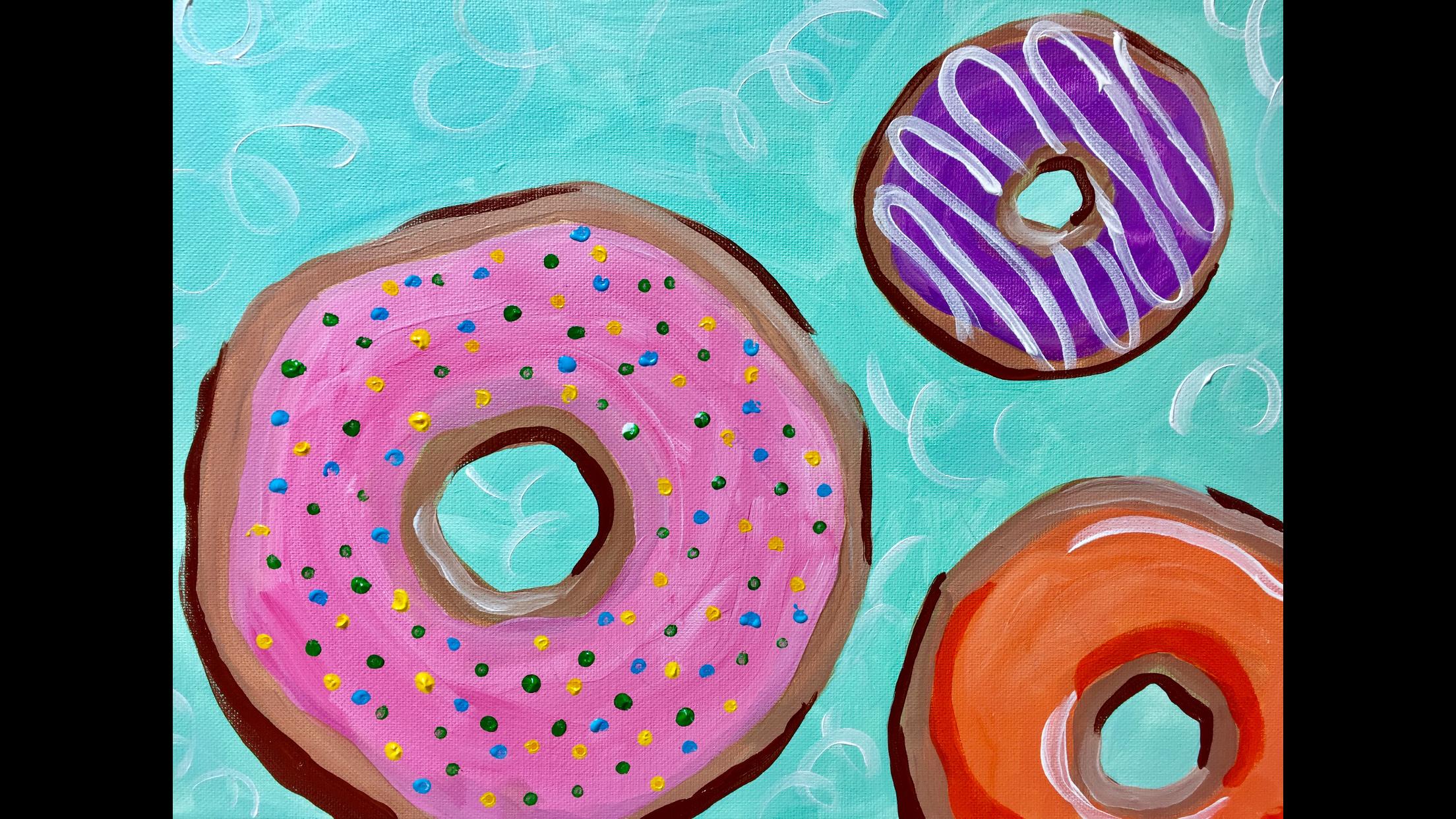 Design A Donut