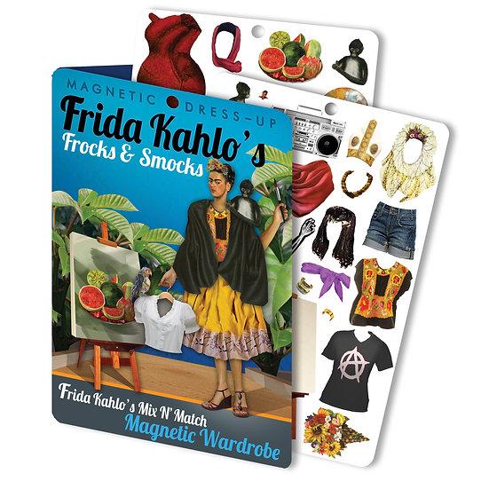 Frida Magnetic Dress Up Set