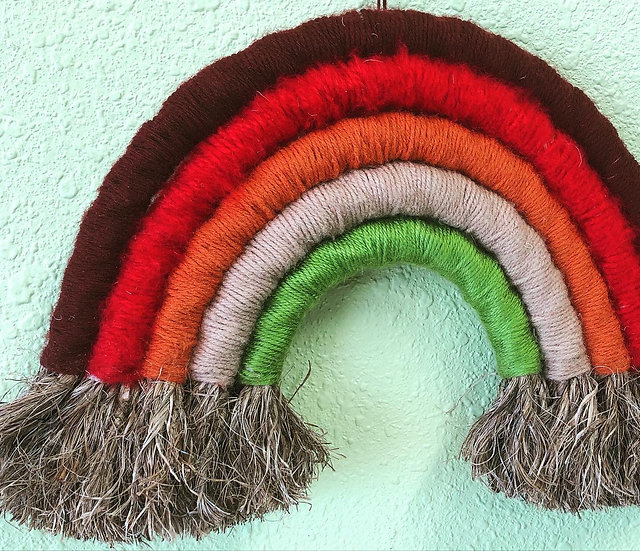 Rope Rainbow Craft Kit