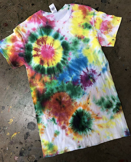 Hand Dyed Tee (Adult Small)
