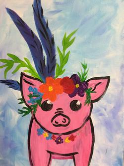 Tropical Pig