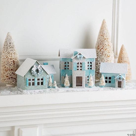 Holiday Keepsake House Kit-Large