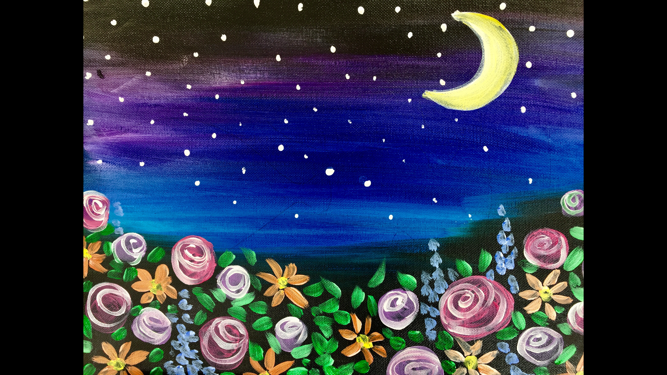 Moonlit Meadow