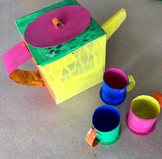 DIY Tea Party Kit (Pre-Order)