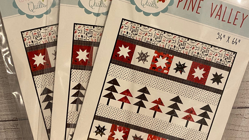 Pine Valley Quilt Pattern