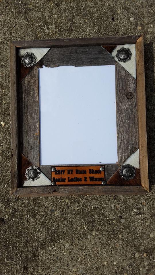 award frame 2