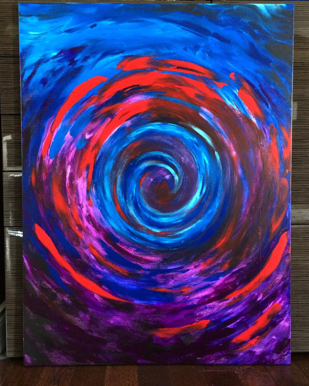 Week 8 - Spiraling
