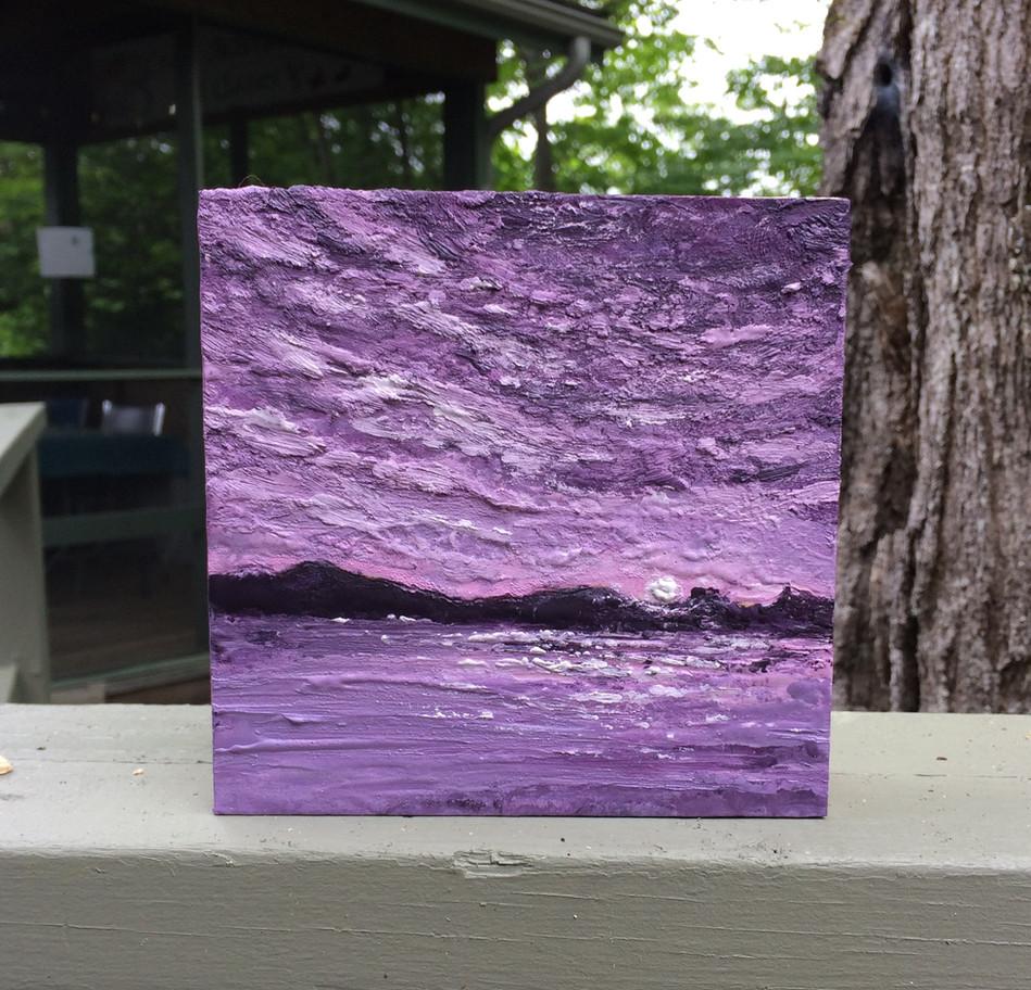 Week 31 - Purple Skies