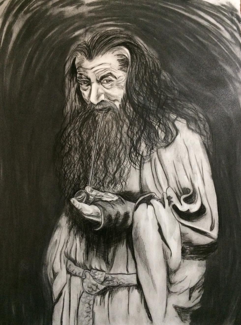 Gandalf the Grey Fan Art