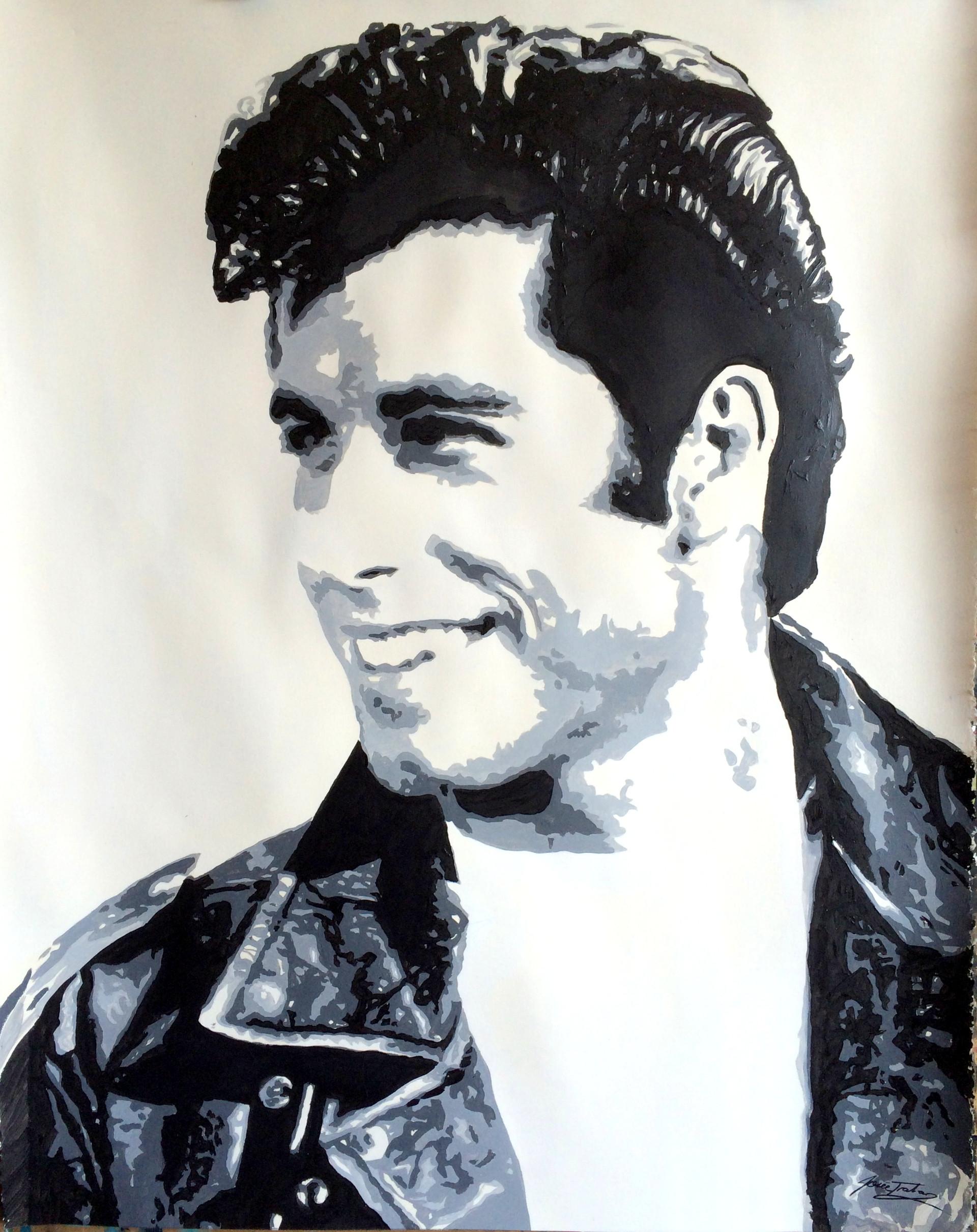 Travolta Fan Art