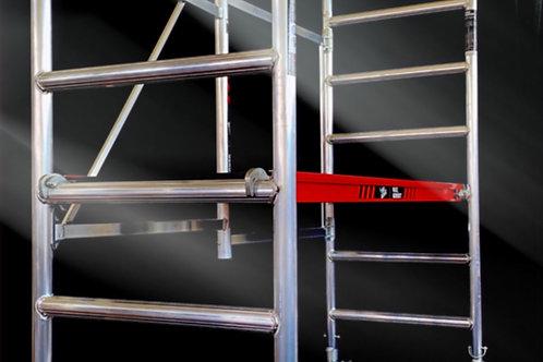 Kiezgerüst - Zimmergerüst Fahrgerüst  Ah.3,00m erweiterbar NEU
