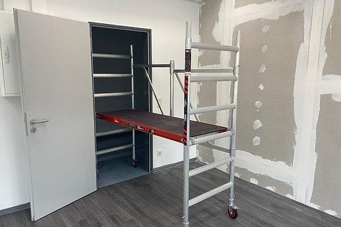 Kaufen-Hamburg-Kiezgerüst  Zimmergerüst Fahrgerüst  Ah.3,00m erweiterbar N