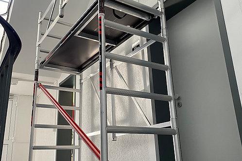 Kaufen - Hannover -Kiezgerüst  Zimmergerüst Fahrgerüst  Ah.3,85m erweiterbar NEU