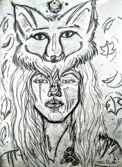 Menina Lobo