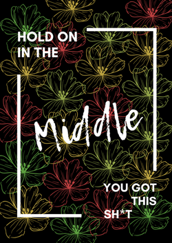 The Middle-Floral