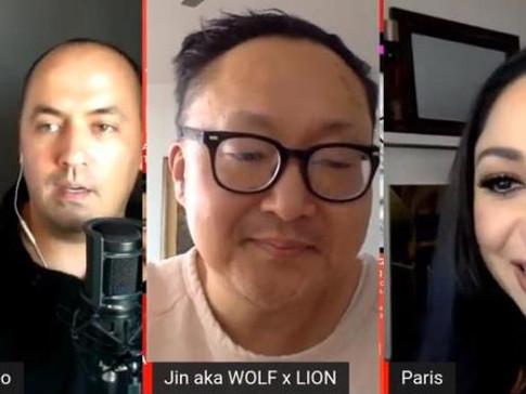 Anybody's Game Ep 01: Interview with Angel investor, Advisor & Philanthropist, WOLFxLION Jin Yu