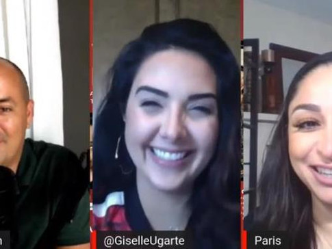Anybody's Game Ep 10: Interview with Marketing Consultant, Motivational Speaker, Giselle Ugarte