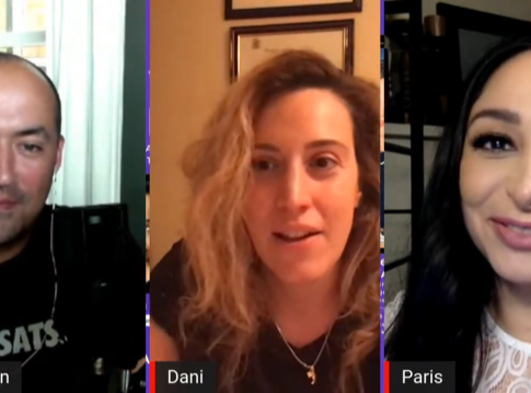 Anybody's Game Ep 06: Interview with Journalist & Financial Market Expert, Daniela Cambone
