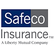 Safeco Insurance Logo, A Liberty Mutual Company