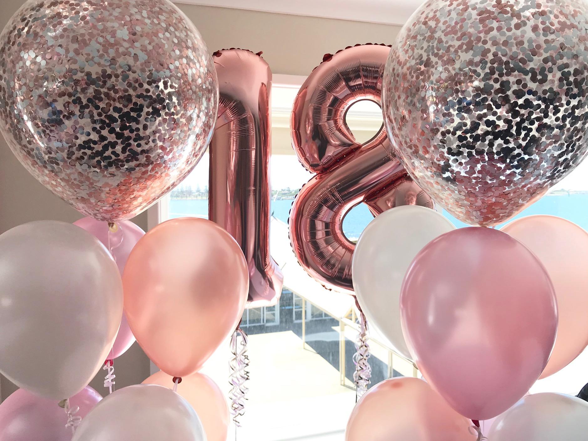 18th birthday celebration