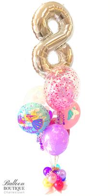 Megaloon Number, Bubble Bouquet