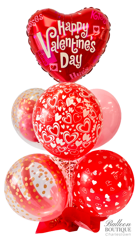 Valentine's Day Bouquet 1