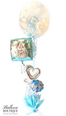 Hospital Bouquet Bubble Feature