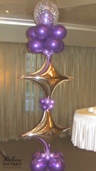 Isotoxal Star Column