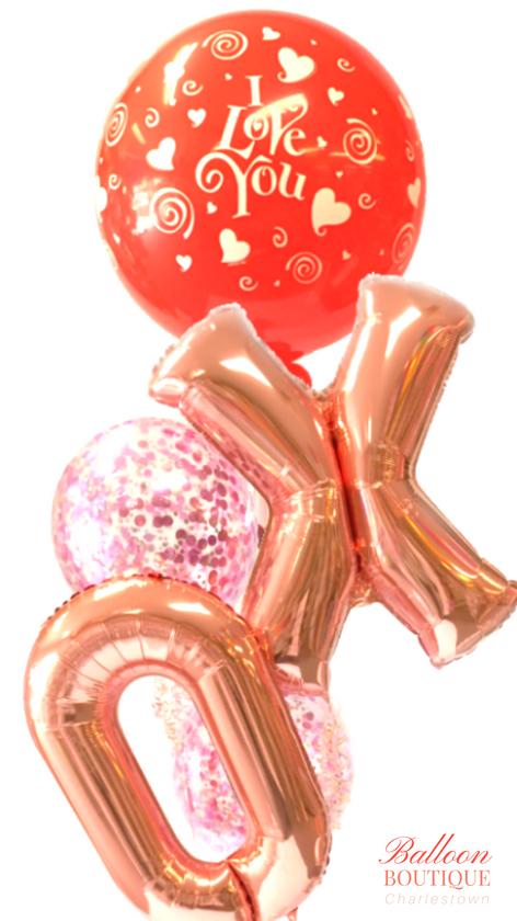 Valentine's Day Bouquet 14