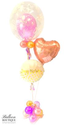 Bubble Bouquet + 2 Foils
