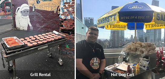 rental grill and hotdog cart.jpeg