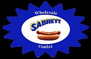 sabrett wholesale outlet logo