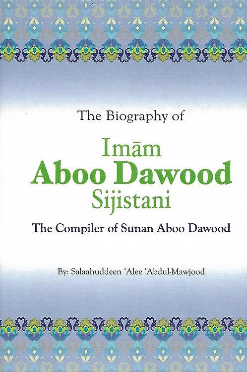 Imam Aboo Dawood Sijistani (Biography)