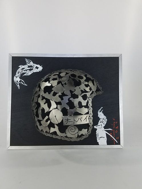 The Half JAPAN Helmet