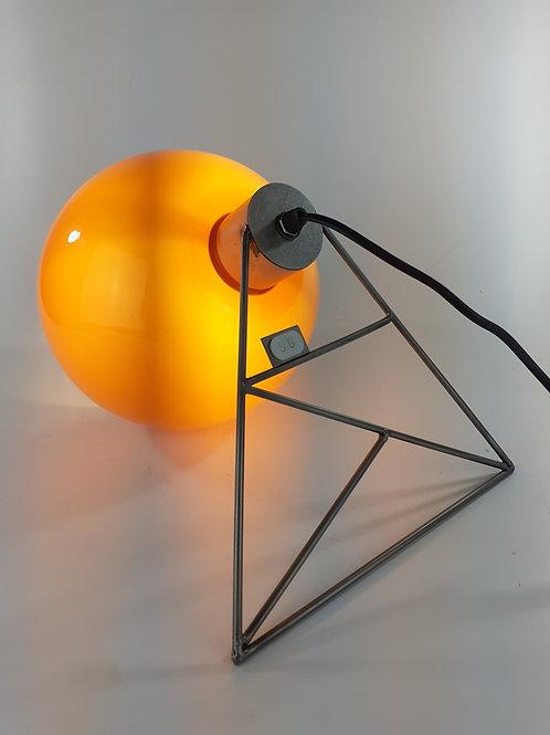Orange Space Ball 02
