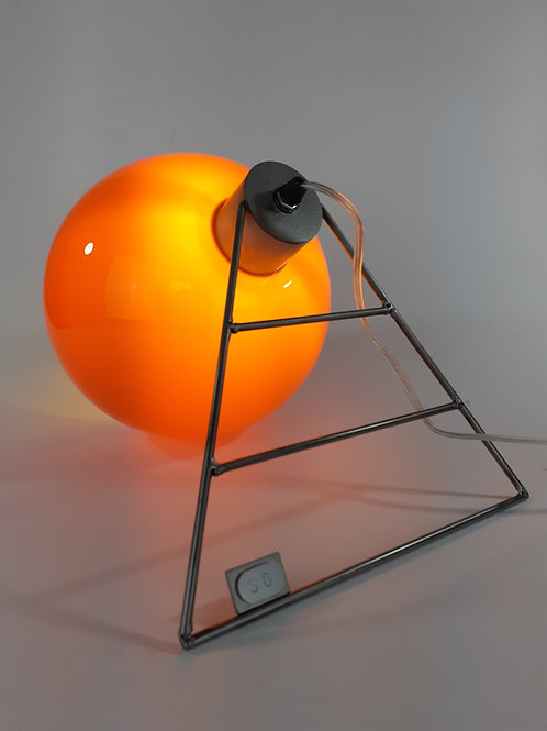 Orange Space Ball 01