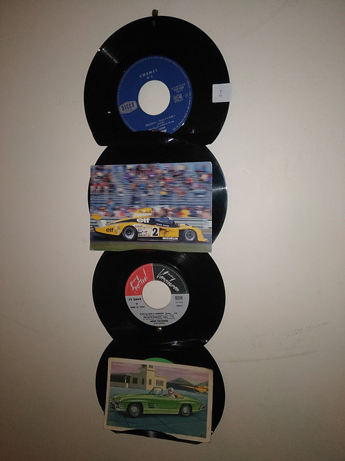 Porte photos vinyl