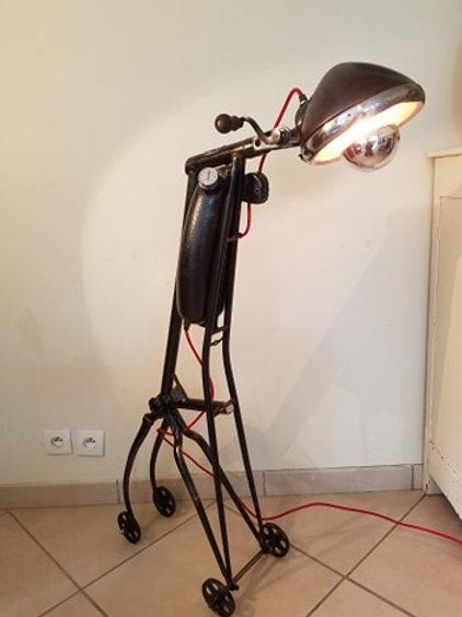 LA MOBY LAMPE