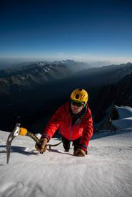 Illustration Alpinist